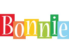 Bonnie colors logo