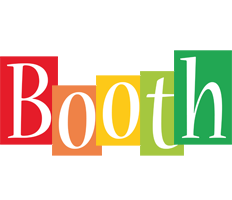 Booth colors logo
