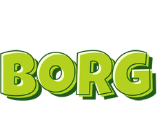 Borg summer logo