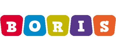 Boris kiddo logo