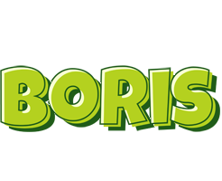 Boris summer logo