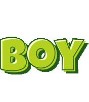 Boy summer logo