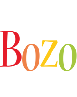 Bozo birthday logo