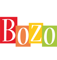 Bozo colors logo