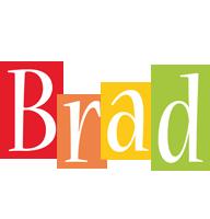 Brad colors logo