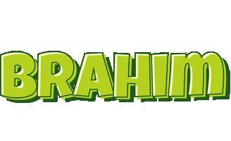Brahim summer logo