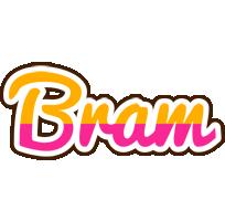 Bram smoothie logo