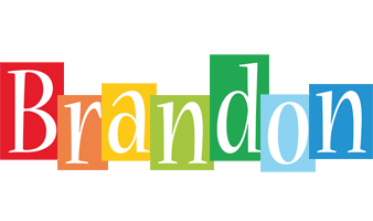 Brandon colors logo