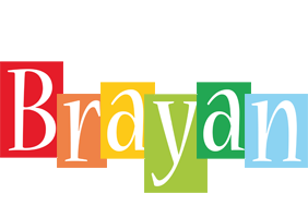 Brayan colors logo