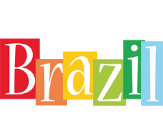 Brazil colors logo