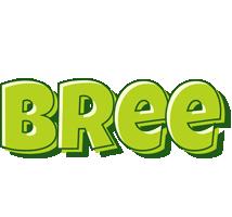 Bree summer logo