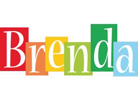 Brenda colors logo