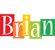 Brian colors logo