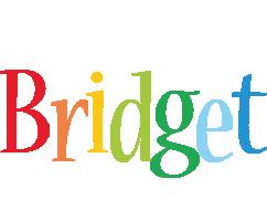 Bridget Logo | Name Logo Generator - Smoothie, Summer ...