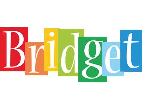 Bridget colors logo