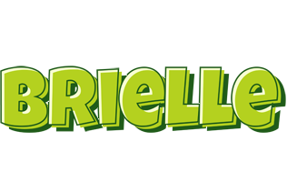Brielle summer logo