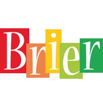 Brier colors logo