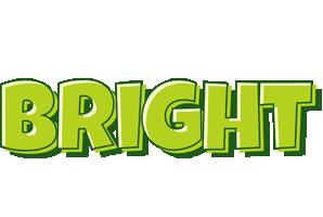 Bright summer logo