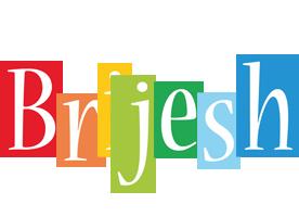 Brijesh colors logo