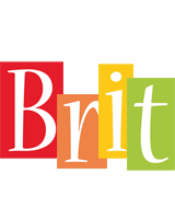 Brit colors logo