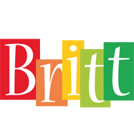 Britt colors logo