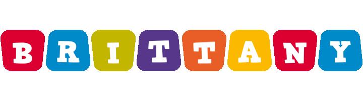 Brittany kiddo logo