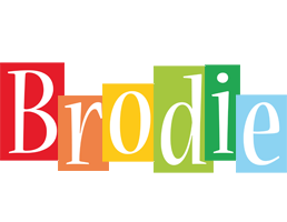 Brodie colors logo