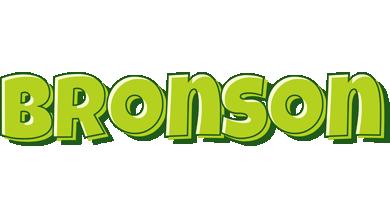 Bronson summer logo