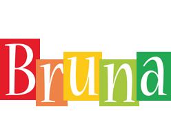 Bruna colors logo