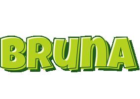 Bruna summer logo