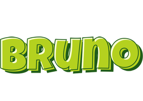 Bruno summer logo