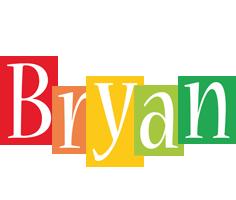 Bryan colors logo