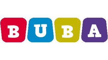 Buba kiddo logo