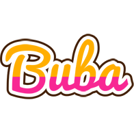 Buba smoothie logo