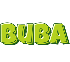 Buba summer logo