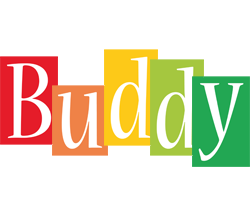 Buddy colors logo