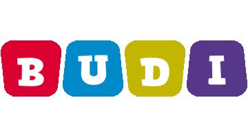 Budi kiddo logo