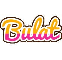Bulat smoothie logo