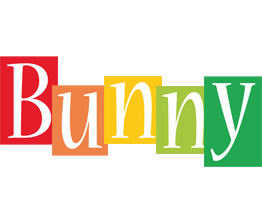 Bunny colors logo