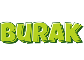 Burak summer logo