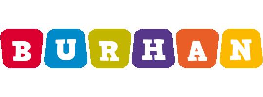Burhan kiddo logo