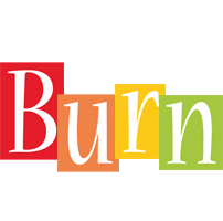 Burn colors logo
