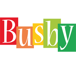 Busby colors logo
