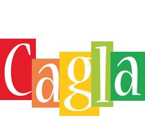 Cagla colors logo