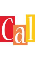 Cal colors logo