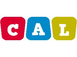 Cal kiddo logo
