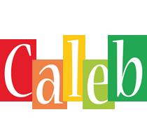 Caleb colors logo