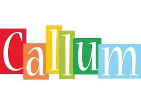 Callum colors logo
