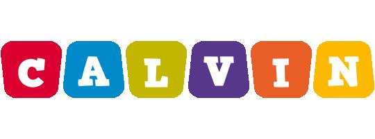 Calvin kiddo logo
