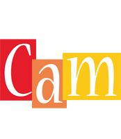Cam colors logo